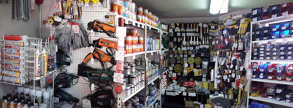 Prodavnica propratnog materijala i alata
